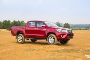 Toyota Hilux for Cashflow Recovery